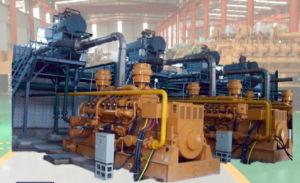 Электроэнергии 20-1000 квт мощности по производству биогаза электрический генератор