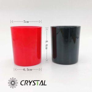 6oz om de Fles van Glss van de Transparantie voor de Installatie van de Pot van de Kaars