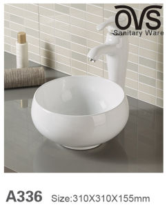 Bunte populäre Entwurfs-Farben-Wäsche-Wannen-Badezimmer-Wannen-Badezimmer-Eitelkeit