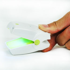 Tratamento do fungo unha no nível do dispositivo de Terapia a Laser