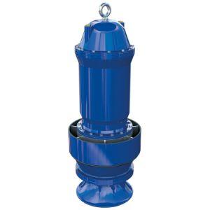 Pvt, TRT, Lkt, Stt bombas submersíveis Instalação vertical