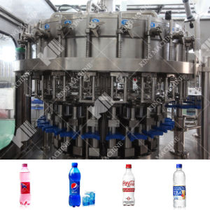 ガラスビンのための炭酸清涼飲料の生産ライン31で自動
