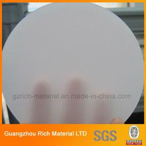 Difusor de retroiluminação LED de folha de plástico