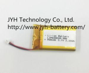 Работа без подзарядки в 3,7В 603048 900 Мач аккумулятор для датчика температуры воздуха