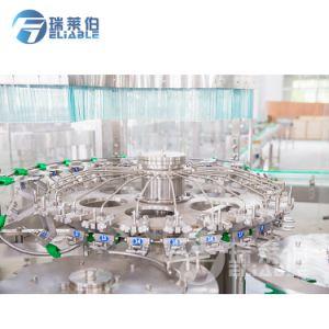 Volle automatische reine Trinkwasser-füllende Mineralflaschenabfüllmaschine