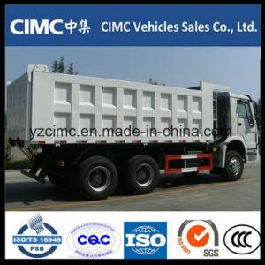 De de Op zwaar werk berekende Stortplaats van de Meters 20cubic 371HP van Sinotruk HOWO 6*4/Vrachtwagen van de Kipper