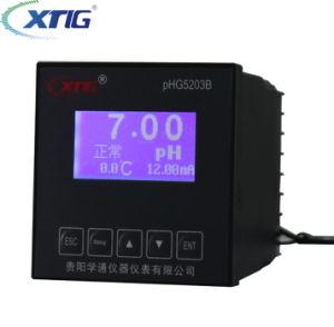 La preuve de l'eau en ligne MV pH ORP Temp. PH-mètre de l'analyseur