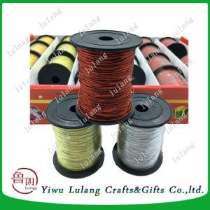 Poliestere Braided pp della corda del nylon dell'oro 4mm che imballa corda per il pacchetto