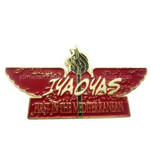 方法翼の形(005)の記念品のためのカスタムSpartansの記念する硬貨