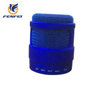 Kreatives bewegliches Bluetooth Lautsprecher-Mikrofon drahtloser Bluetooth WiFi Hifi Audiolautsprecher