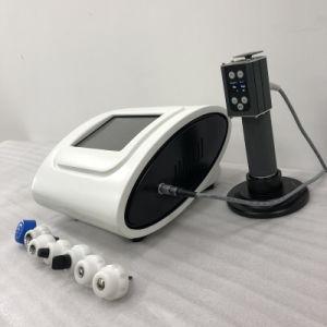 携帯用放射状の衝撃波療法装置/音響波療法システム