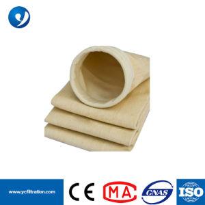 Fabricant de nontissés chaudières alimentées au charbon d'alimentation/ four de l'industrie Sac de polyimide filtre P84 Sac de filtre de collecteur de poussière