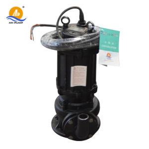 전기 비 막는 잠수할 수 있는 하수 오물 펌프