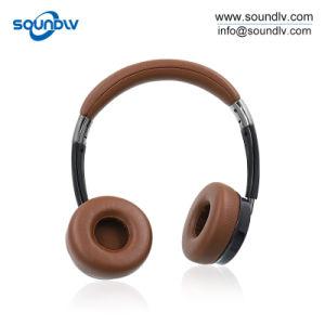 カスタムロゴの無線Bluetoothのヘッドセットのスポーツのステレオのヘッドバンドのイヤホーンのヘッドホーン