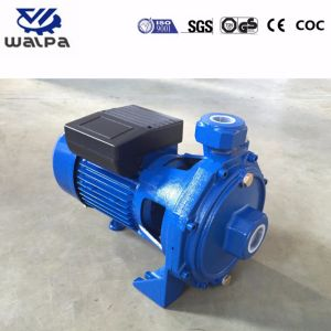 Китай Центробежный насос высокой производительности с двумя односпальными крыльчатки Scm 1.5HP2-52