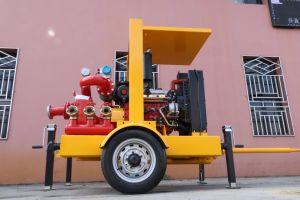 自動プライミングディーゼル機関の水ポンプ