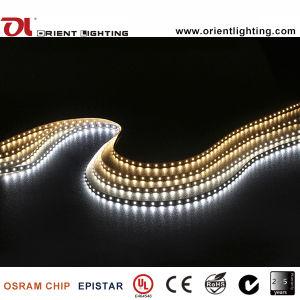 Marcação Epistar UL 2835 60LEDs Max14.4W/M Non-Waterproof luz de LED