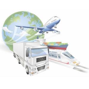 Porta a porta de frete aéreo DHL FedEx UPS TNT