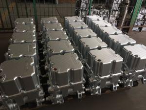 Pompa a ingranaggi dell'aletta nell'erogatore del combustibile con il separatore di gas A/C