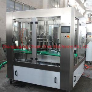 El aceite de oliva totalmente automática máquina de llenado / planta de embotellado