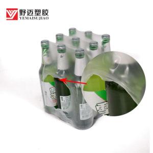 Film transparent PE rétrécit pour bouteille de boisson de l'eau PE personnalisés thermorétractables de film d'enrubannage