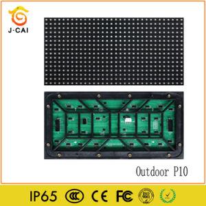 Het openlucht HD Digitale VideoScherm P10 met de VoorDienst