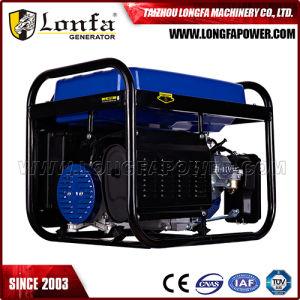Zustimmungs-Benzin-Generator des Cer-5kw/5kVA/5000W (AD2700-B)