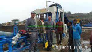 machine à fabriquer des blocs de béton finisseur creux en machinerie de construction Qt10-15