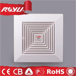 8 polegadas de plástico de baixo nível de ruído do ventilador de exaustão na parede de cozinha