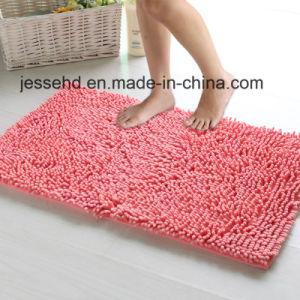 Производители мягких ковров Chenille коврик с одной спальней