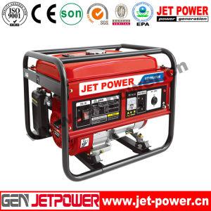 2kw 3kw 4kw 5kw 6kw 7kw de Draagbare Generator van de Benzine