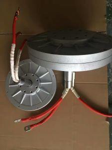 Pmg260 0.2kw 28В постоянного тока 200об/мин по вертикальной оси диска ветровой турбины Coreless Pmg Трехфазный генератор постоянного магнита