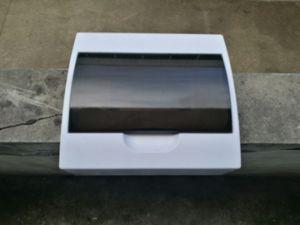 配電箱のプラスチックの箱のTS 4ways