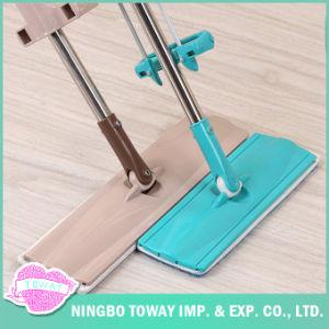 Di carte bianche Mop piano del pavimento della polvere di Microfiber della ricarica sostituibile il più bene