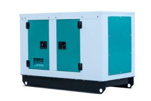 30kw het Water 37.5kVA koelde de Stille Diesel Reeks van de Generator met Ricardo Weifang Engine