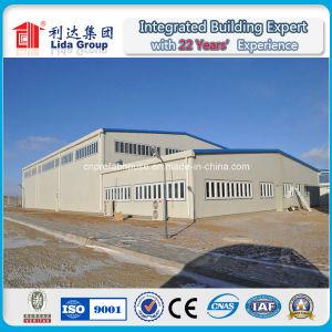 Anticorrosión de bajo coste una fuerte estructura de acero Construcción