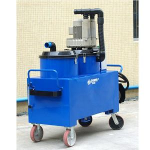 Op zwaar werk berekende 350L Liquids en Solids Separator (OIL38/250)