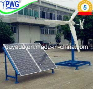 1,5 квт солнечного ветра гибридная система питания для домашнего использования