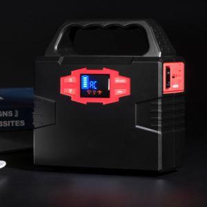 Солнечной системы питания с аккумулятором