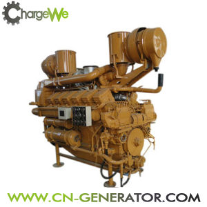 Z12V190b 190 Serien-Dieselmotor-Generator-Gas-Generator