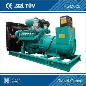 Gruppo elettrogeno diesel del Sudamerica 60Hz 1800rpm 450kVA
