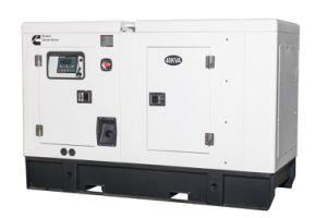 62.5kVA 50kw wassergekühltes leises Dieselgenerator-Set mit Motor Ricardo-Weifang