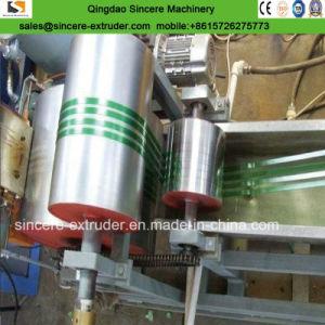 La sangle d'emballage PET en plastique PP Making Machine de cerclage de la courroie de l'extrudeuse