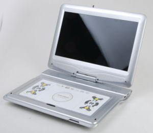 14.5  텔레비젼 조율사, 게임, USB, 카드 판독기, MP4 & VGA (PD-1605)를 가진 다색 Portable DVD 플레이어