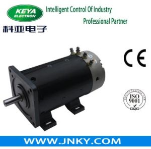 Fabricante profesional de 48V DC Series-Excited 4kw Motor Eléctrico, Jinan Clavea