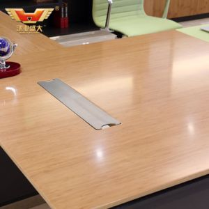 Design de moda Venner Bambu L forma de turismo moderno mobiliário de escritório