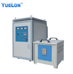 ろう付けのためのSuperaudioの頻度誘導電気加熱炉の銅の管機械