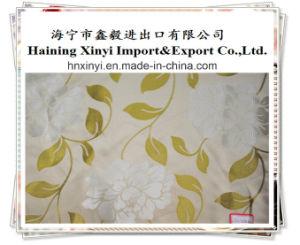 Tejido de Poliéster de la Materia Textil -0342