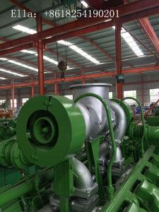 セリウムおよびISOの公認のグリーン電力500kwの生物量の発電機セット