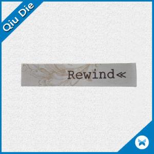 의복 매트리스를 위한 주문을 받아서 만들어진 상표 피복에 의하여 인쇄되는 면 레이블